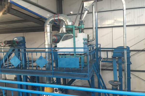 palm kernel oil extraction section_palm oil processing