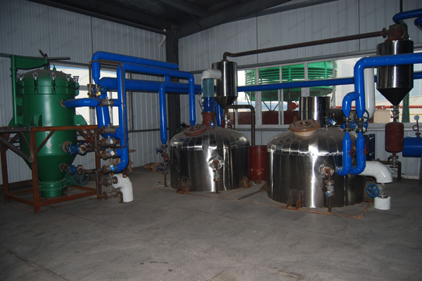 china customized! crude vegetable oil refined/oil refinery