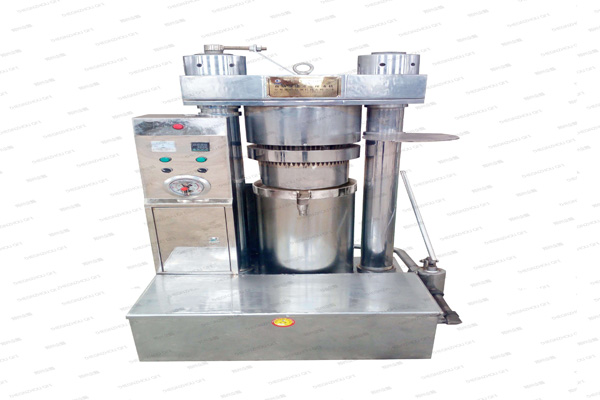 small automatic coconut flaxseed nut seeds oil press machine