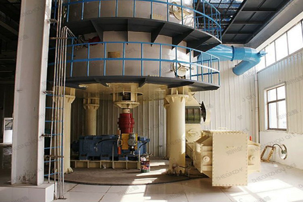 china vegetable oil production line peanut oil press line