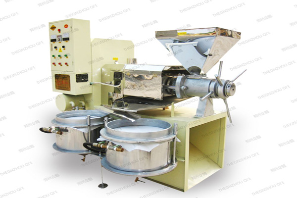 cottonseed oil machinery-provides cottonseed oil