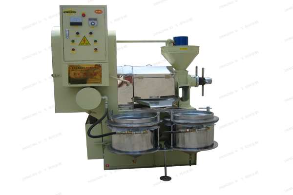 screw oil press | automatic industrial edible oil pressing