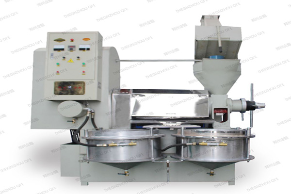 castor oil extraction machine/cooking oil processing machine