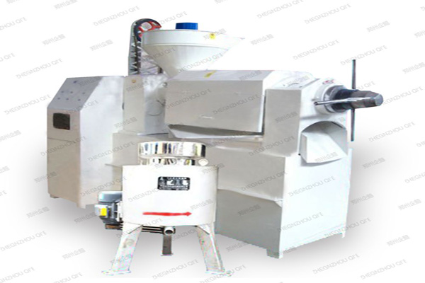 oil seeds cleaning equipment - oil expeller